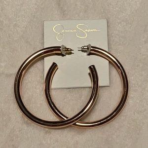 NWT! Hoop earrings!